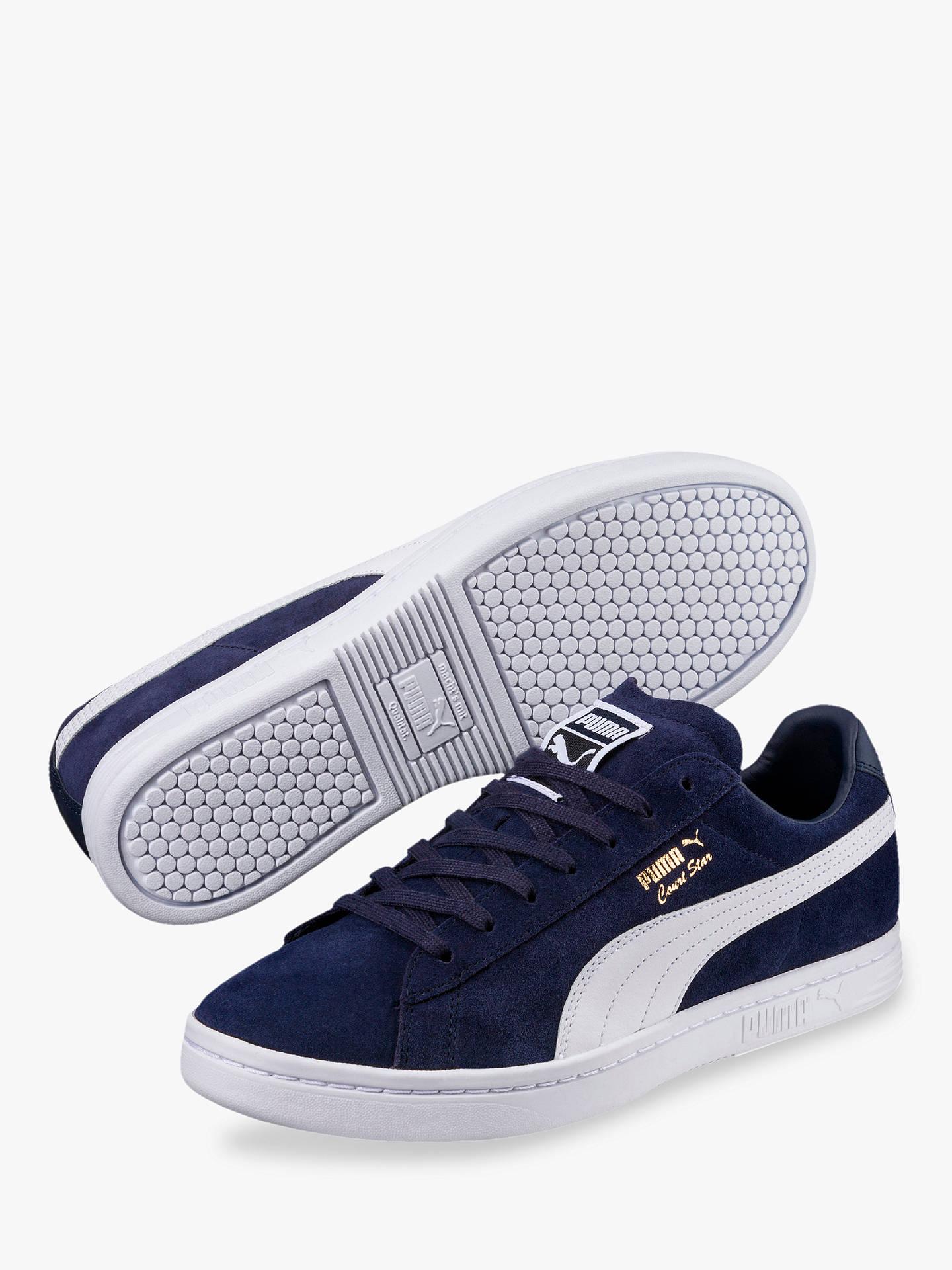 2019 Intelligent Puma Court Star Suede Interest [scarpe