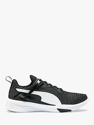 PUMA Aura XT Men's Running Shoes, PUMA Black/PUMA White