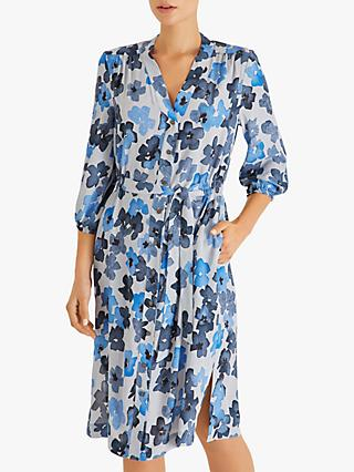 4cd9d0b425 Fenn Wright Manson Rowan Floral Shirt Dress