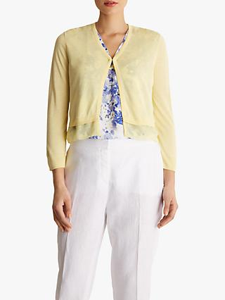 Fenn Wright Manson Gaia Cardigan, Lemon