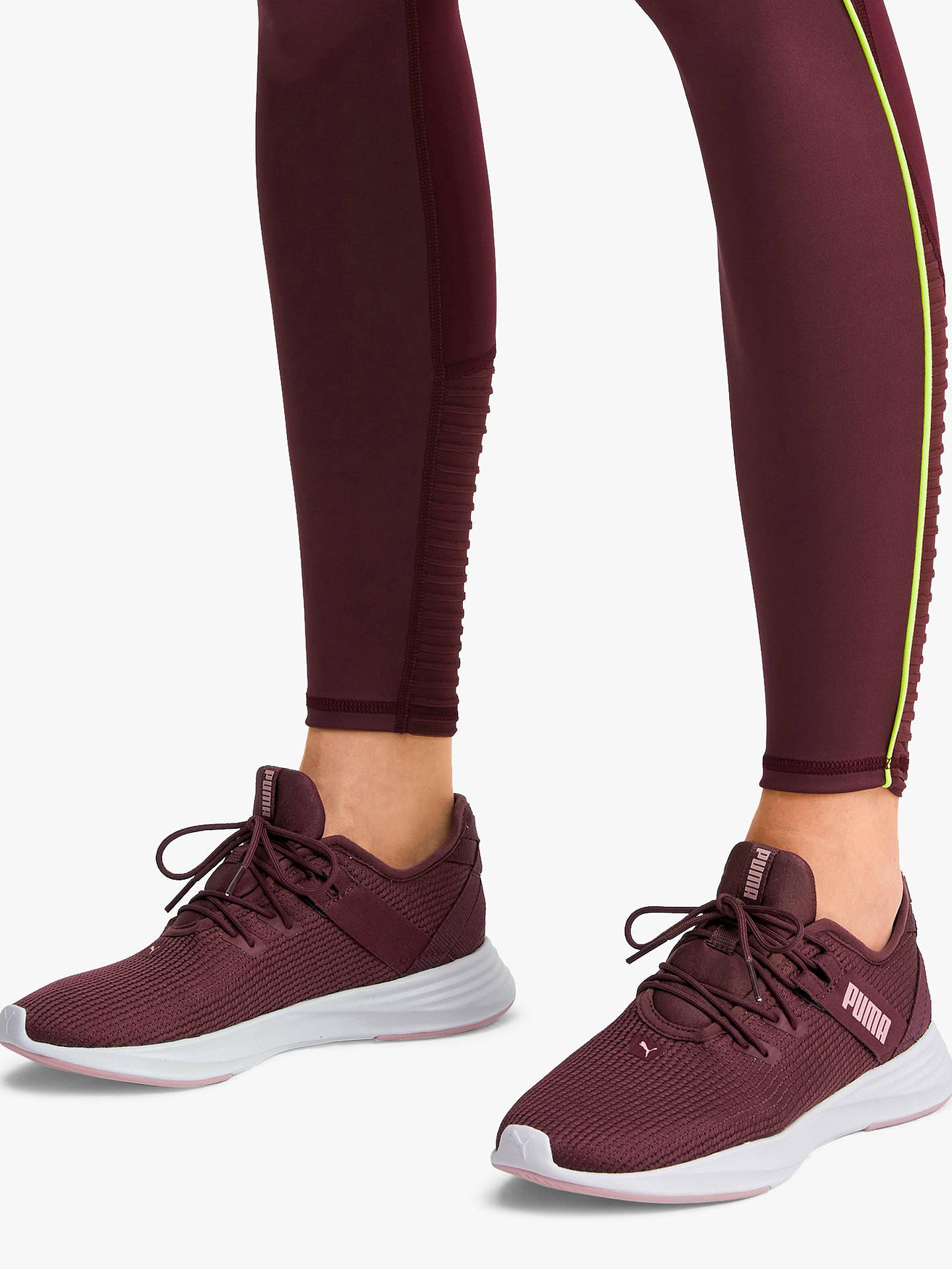 PUMA Women`s Radiate XT Trainers, Size UK 3.5, Puma White