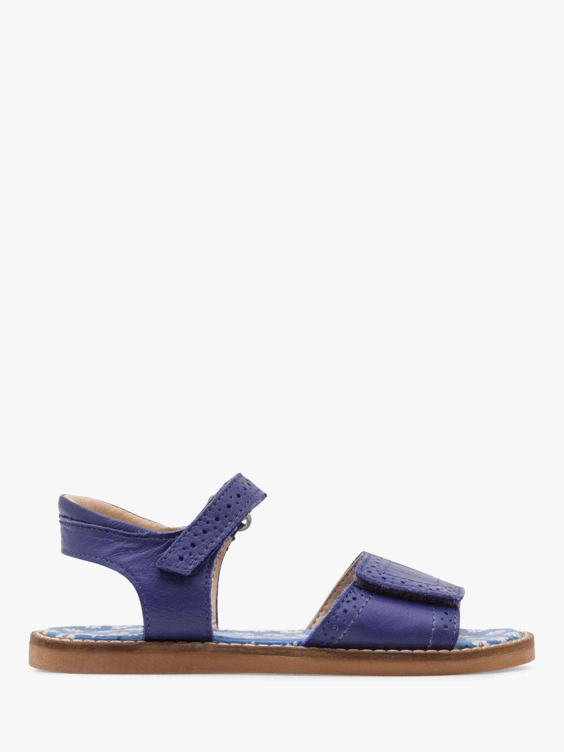 Mini Boden Mini Boden Children's Leather Padded Sandals