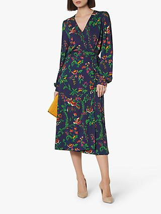 83065afa00 L.K.Bennett Ella Print Midi Dress