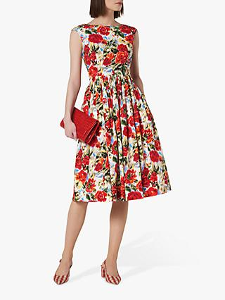 L.K.Bennett Issie Floral Dress