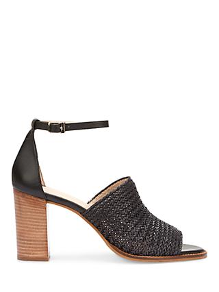 aecf644dee2 Mint Velvet Layla Block Heel Sandals