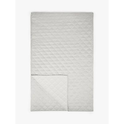 John Lewis & Partners Lightweight Polyester Velvet Bedspread