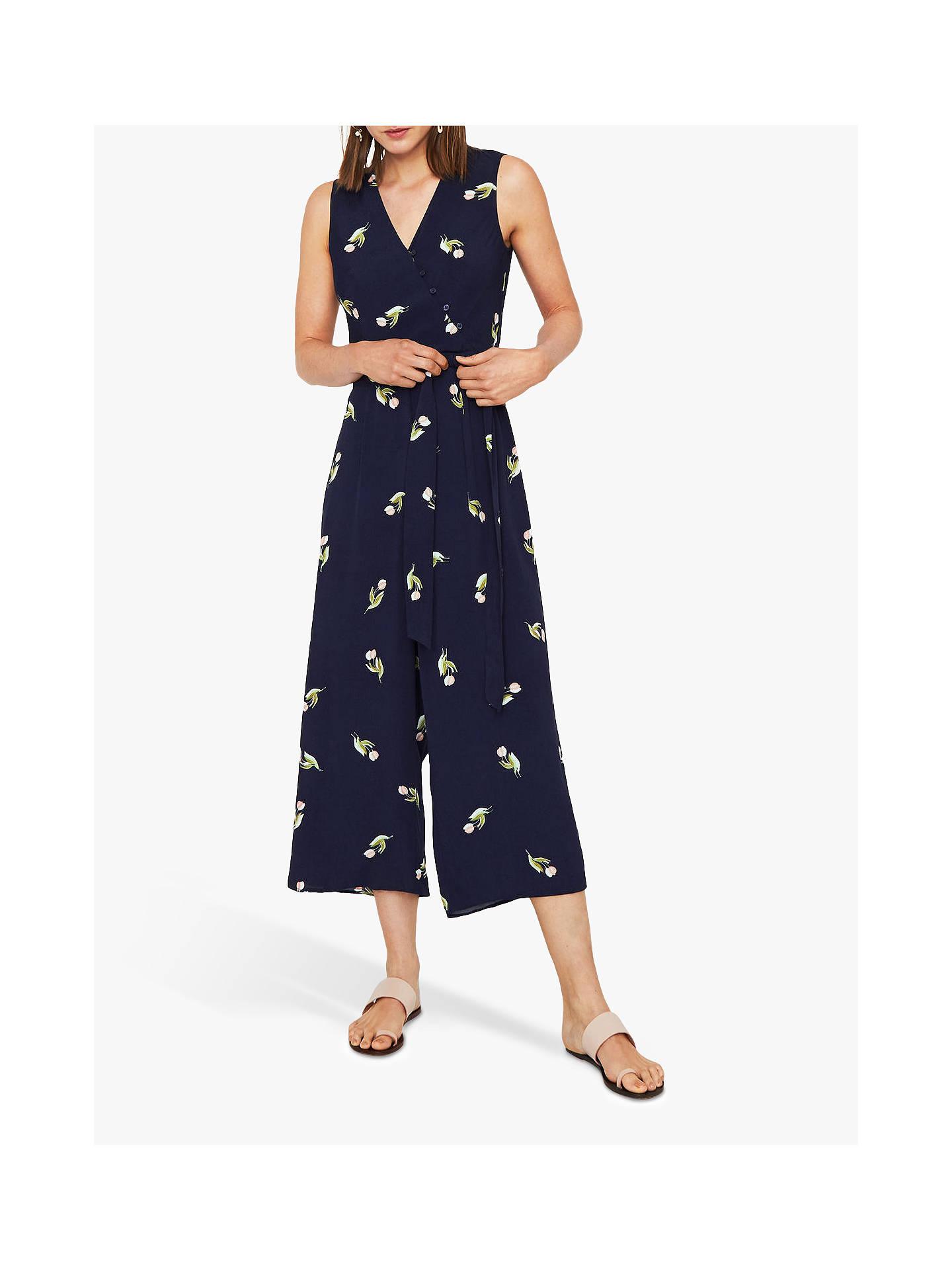031019fdcd2 Buy Warehouse Tulip Print Jumpsuit