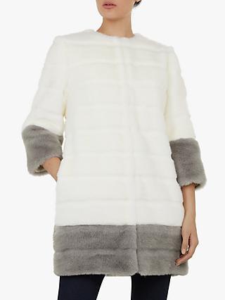 41a4c33c5a1 Women's Faux Fur Jackets | Outerwear | John Lewis & Partners