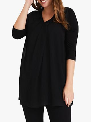 Studio 8 Mabel Jersey V-Neck Top