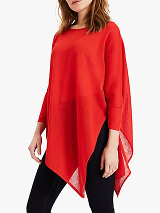 Phase Eight Melinda Asymmetric Jumper, Papaya