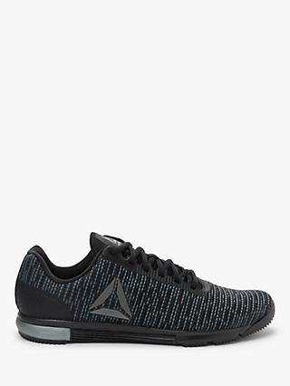 Reebok Speed TR Flexweave Men's Cross Trainers, Black/Shark