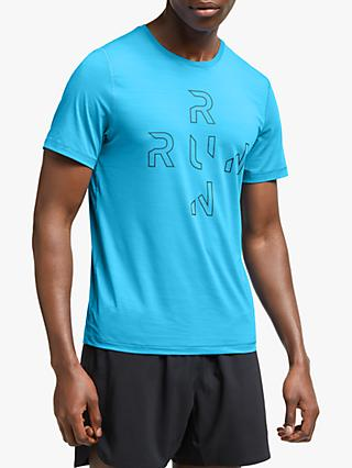 Reebok One Series Running ACTIVChill Top, Cyan