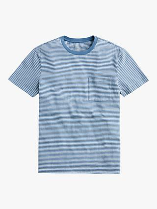 c7a8ac7f60e J.Crew Timothy Stripe Washed Jersey Crew T-Shirt