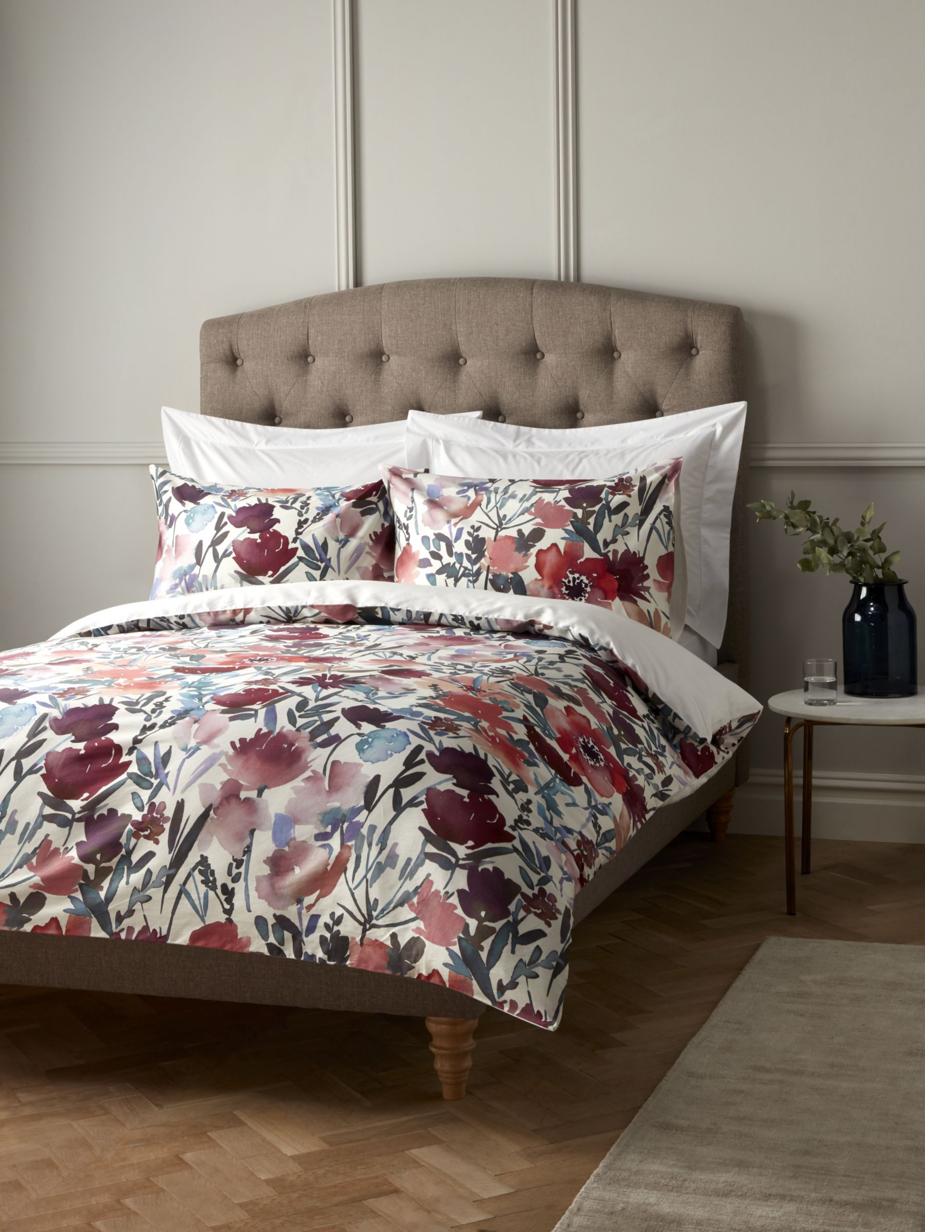 John Lewis Partners Bloom Duvet Cover Set At John Lewis Partners