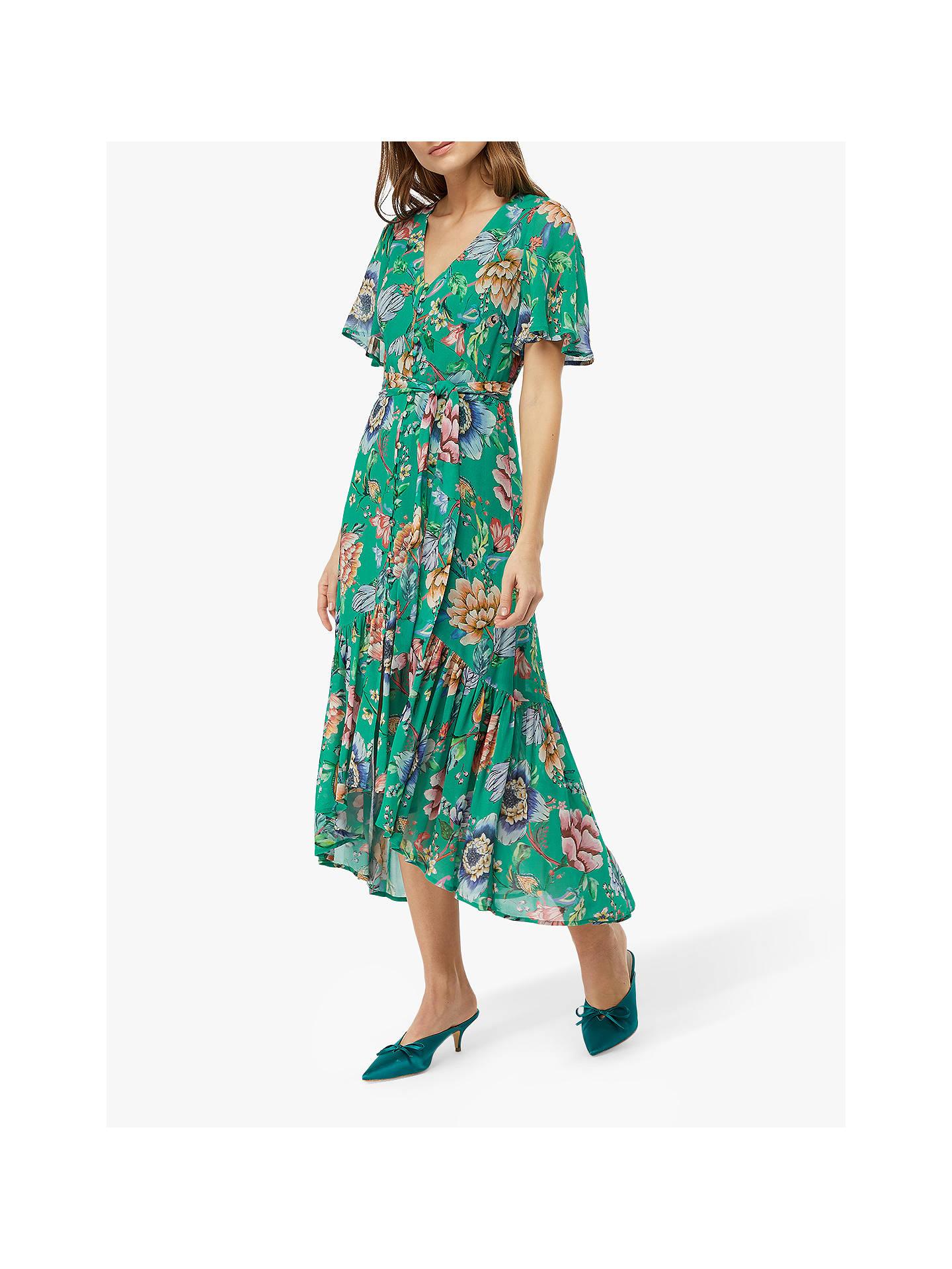 eb5d8eeaef48 Buy Monsoon Alba Print Tea Dress