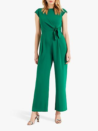 Phase Eight Valentine Jumpsuit, Emerald
