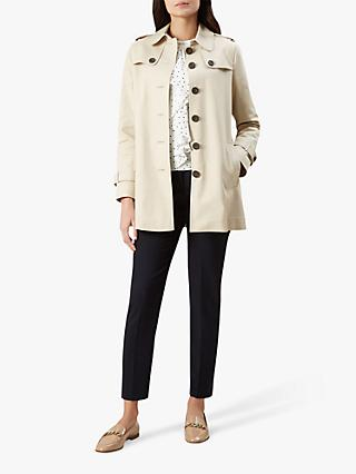 Hobbs Chrissie Mac Coat, New Neutral