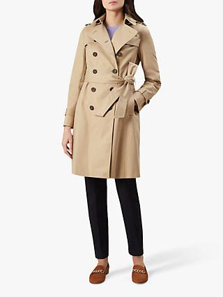 Hobbs Saffie Trench Coat, Neutral