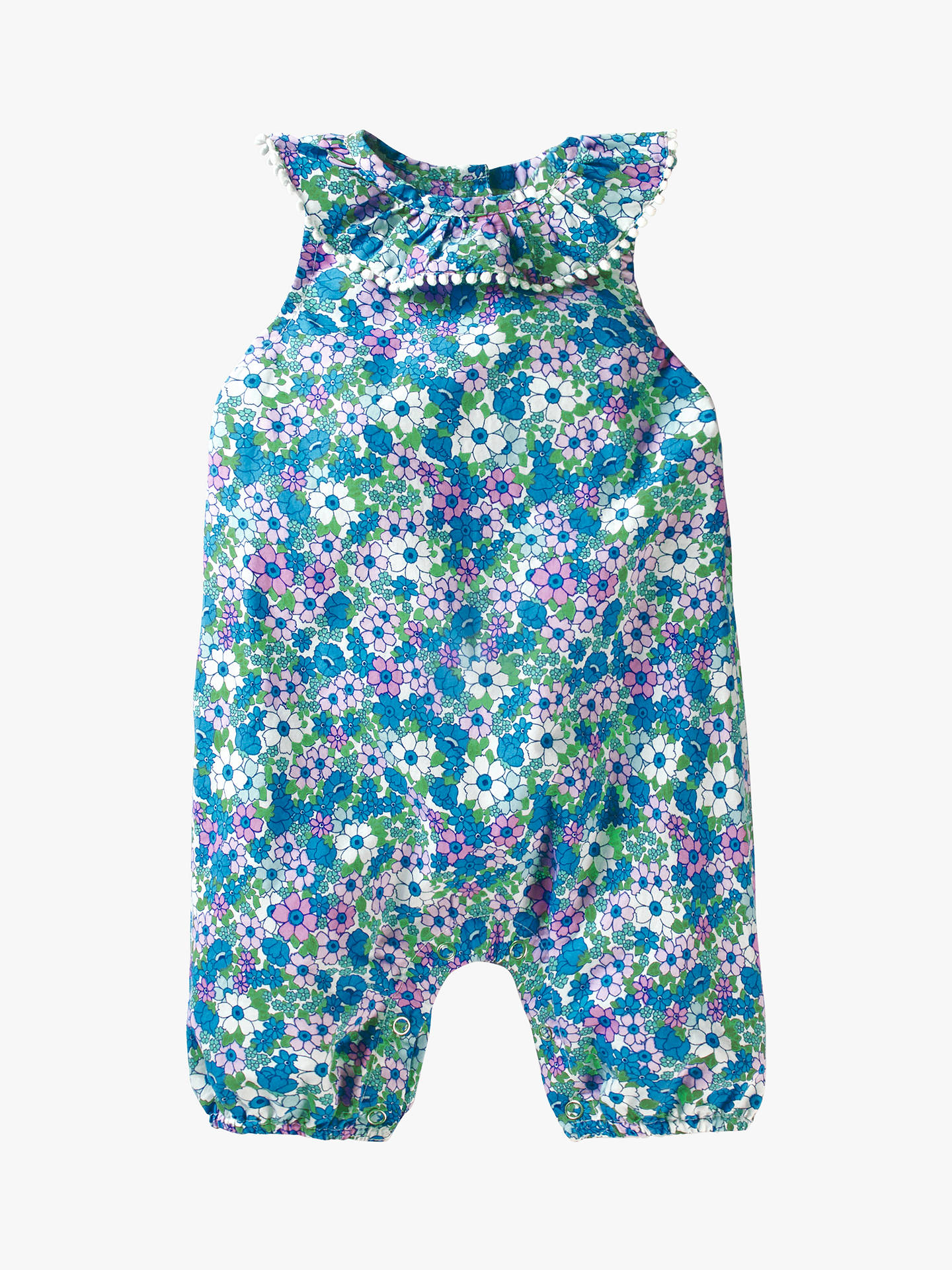 096d3a6995 Buy Mini Boden Baby Frilly Collar Playsuit