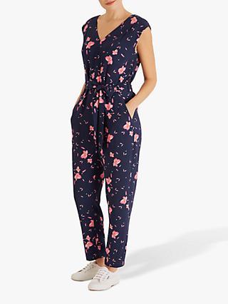 a5fd5ae6ef7 Fenn Wright Manson Petite Floral Jumpsuit