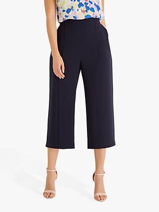 Fenn Wright Mason Hetty Petite Trousers, Navy