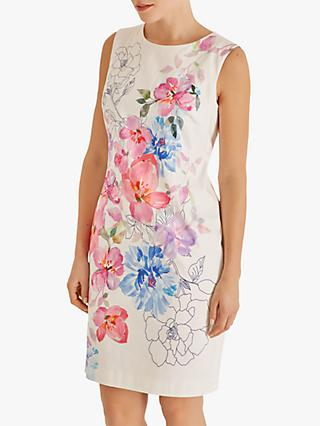 Fenn Wright Manson Petite Manson Momon Floral Dress, Pink