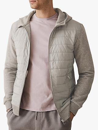 405b90f24aa Reiss Hamish Hooded Quilted Jacket