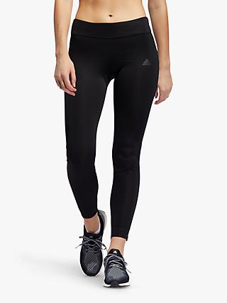 adidas Own The Run Running Tights, Black
