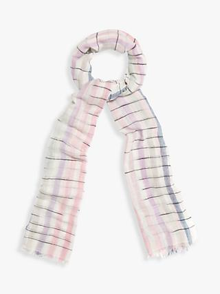 Phase Eight Phoebe Stripe Scarf, Multi