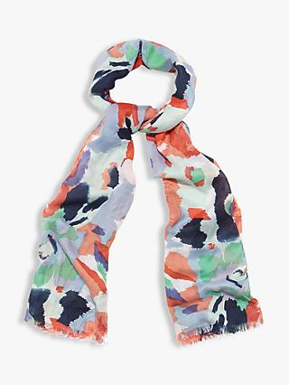 Phase Eight Renee Floral Print Scarf, Multi