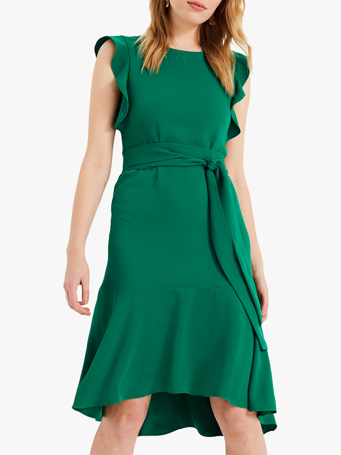 Phase Eight Victoriana Dress Emerald