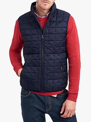 7e66f0127a Joules Ridgeway Square Quilted Gilet