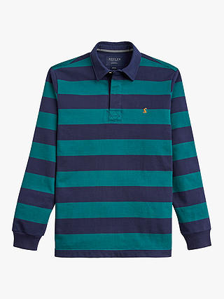 Mens Joules Polo T-Shirt /'Onside/' Long Sleeved