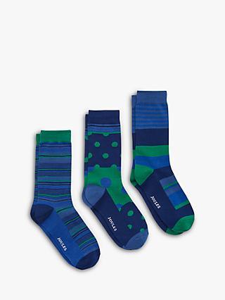 236a85fe9ec Joules Striking Socks