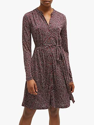 4378d180d6 French Connection Brunella Printed Shirt Dress