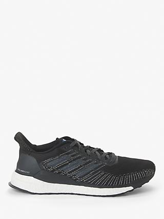 adidas Solar Boost 19 Men's Running Shoes, Core Black/Grey Five/Collegiate Royal