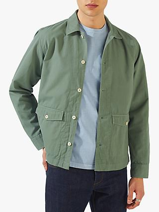 b30c0c241ea6 Jigsaw Ripstop Patch Pocket Overshirt