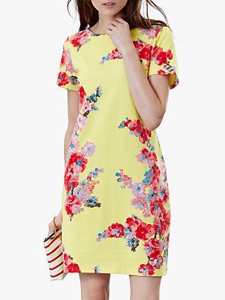 4cff62bbc61 Joules Riviera Floral T-Shirt Dress