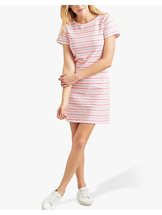 539dcbb23895 Joules Riviera Short Sleeve Stripe Dress