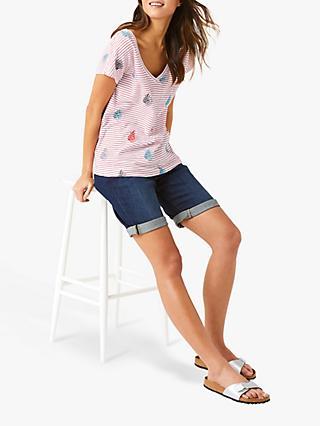 a17860212b5c3 White Stuff Fun Stripe T-Shirt