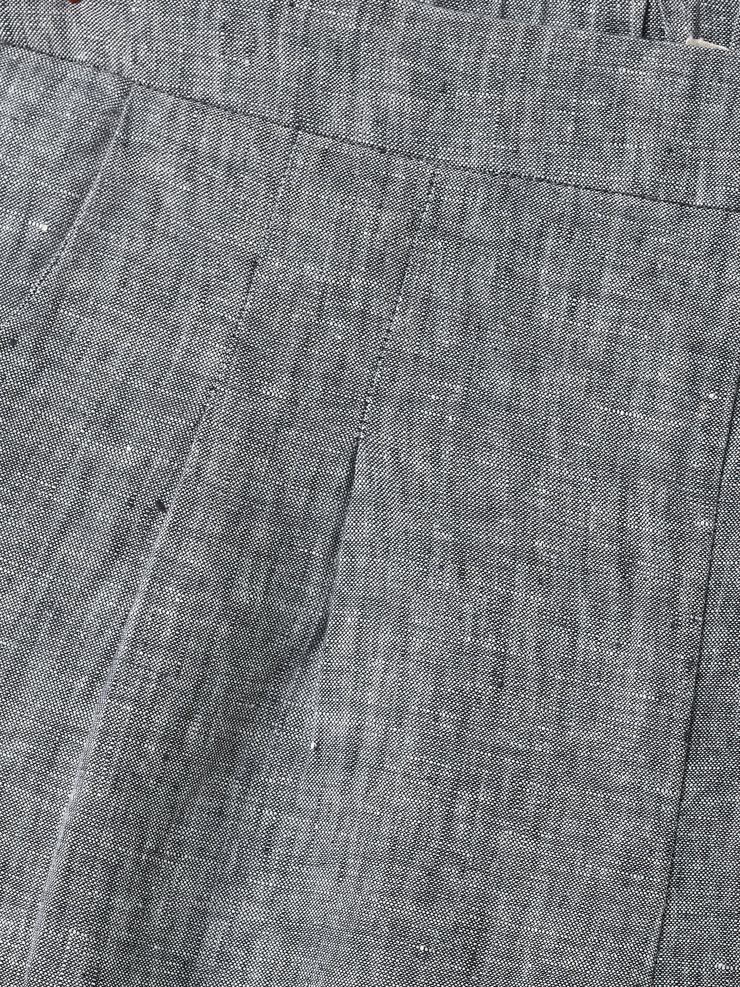 Buy White Stuff Maison Linen Trousers, Pebble Grey, 10R Online at johnlewis.com