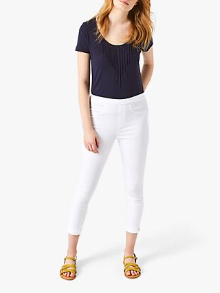 White Stuff Jade Cropped Jeggings