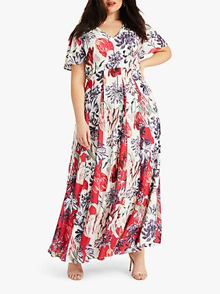 7dd9c56c837d2 Studio 8 Patricia Floral Maxi Dress