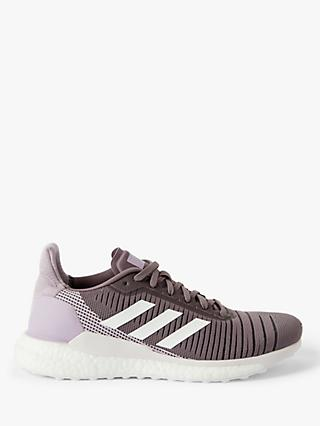 adidas Solar Glide 19 Women's Running Shoes, Vision Shade/FTWR White/Soft Vision