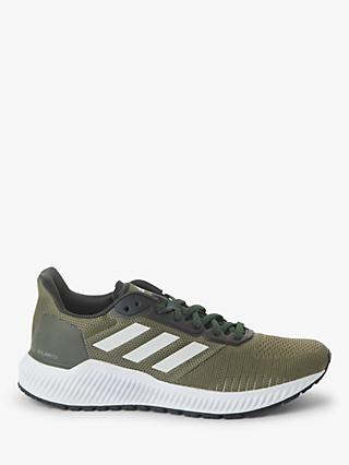 adidas Solar Ride Women's Running Shoes, Raw Khaki/Raw White/Legend Earth