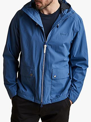Barbour Howtown Waterproof Jacket, Loch Blue