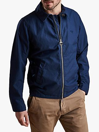 Barbour Essential Cotton Jacket, French Navy