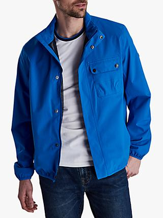Barbour International Mildenhal Waterproof Jacket, Frost Blue