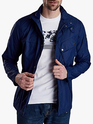Barbour International Series Casual Jacket, Regal Blue
