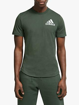 adidas Sport ID T-Shirt, Legend Earth